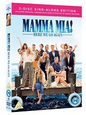 Mamma Mia! Here We Go Again – 2-Disc Sing-Along Edition (Includes Bonus Disc )