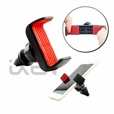 Universal Car Air Vent Mobile Phone Mount Cradle Holder for iPhone Samsung Nokia