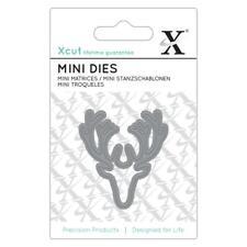 Xcut Mini Dies Stag Head Die Cut Stencil