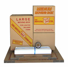 STUDIO MOVING PACK - BOXES & PACKING MATERIALS