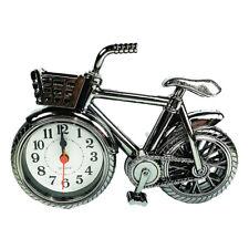 Horloge Par Bureau Table Vélo Bronze Quartz Idée Chambre À Coucher Maison 199