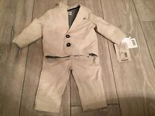 Baby Boy Suit Outfit (6-9 mesi)