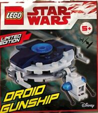 Lego STAR WARS Droid Gunship Limited Edition item: 911729 FOIL PACK