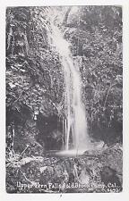 Monrovia,CA.Upper Fern Falls,Cold Brook Camp,California,San Gabriel Mts.1924