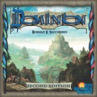 Rio Grande Games: Dominion (Second Edition) card game (New)
