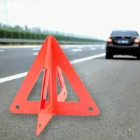 Reflective Triangle Warning Sign Car Hazard Emergency Breakdown Board
