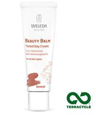 Weleda Beauty Balm Bronze Tinted Day Cream 5 in 1 Moisturiser 30ml