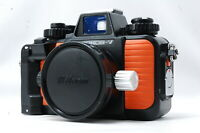 *Not ship to USA* Problem Nikon Nikonos V Film Camera w/35mm f2.5 Lens SN3036055