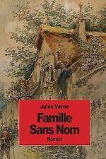 Famille Sans Nom by Jules Verne (2014, Paperback)