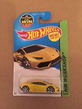 Hot Wheels Lamborghini Huracan