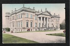 Duncombe Hall Helmsley Front View 1900's Brittain & Wright Postcard SPACE FILLER