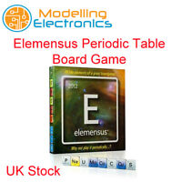 Elemensus Board Game Like Scrabble but using Chemical Element Symbols!