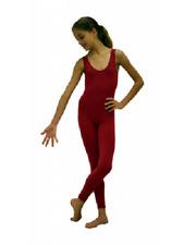 académique de danse, GRS ou gymnastique-fille- VICARD A18 - Carmin 6/8 ans
