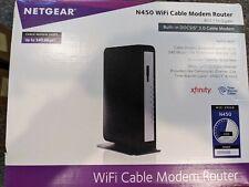 Netgear N450 Wireless Cable Modem Router (CG3000Dv2 ) 802.11n DOCSIS 3.0