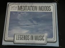 Meditation moods - Legends in music collection 2 CD