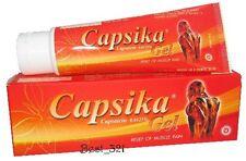 Capsika Capsaicin Gel Muskelverspannungen Muskelschmerzen 100g
