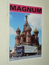 Catalogue Camion RENAULT MAGNUM  1994   RVI prospectus brochures truck LKW RVI