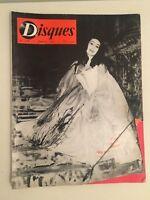 Revista Discos N º 126 Janvier 1962