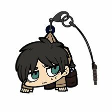 Attack on Titan Eren Character Cospa Pinch Tsumamare Phone Strap Ver.2 AoT Anime