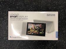 "Lenovo (ZA3R0011CA)  Smart Display 8"" with Google Assistant"