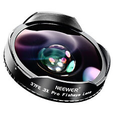 Neewer 37MM 0.3X HD Ultra Fisheye Lens for Sony DCR Cameras