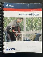 SolidWorks Baugruppenmodellierung; Trainingshandbuch 2017
