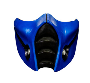 Trick or Treat Mortal Kombat Sub-Zero Adult Halloween Costume Mask BZWB101