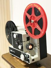 EUMIG 610D Super 8 Standard 8 Cine Movie Film Projector Fully Serviced