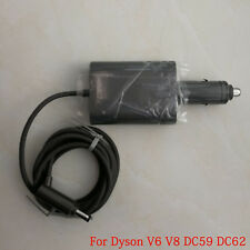 Power Charger Charging Adapter Car Charger for Dyson V6 V8 DC59 DC62 Vacuums
