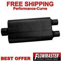 "Flowmaster Original 40 Series Muffler 409 Stainless 2.5/"" O//C 8042541"