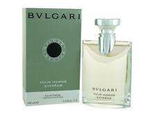 New BVLGARI POUR HOMME EXTREME  Eau de Toilette Perfume 3.4oz 100ml
