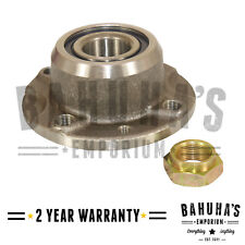 REAR WHEEL BEARING+ NUT+HUB NON ABS FOR LANCIA DEDRA, DELTA MK2, Y 89-03 *NEW*