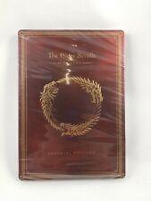 PS4 The Elder Scrolls Online Imperial Edition Neu in Folie R1RB