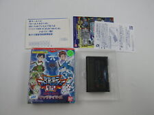 Digimon Adventure Zero Two Blue Wonderswan Japan Ver WS