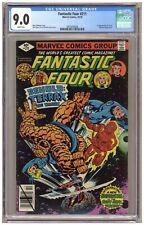 Fantastic Four 211 (CGC 9.0) 1st app. Terrax; Galactus; John Byrne; 1979 (j#6744