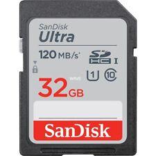 SanDisk Ultra 32 GB UHS-I SDHC Class 10 Speicherkarte (SDSDUN4-032G-GN6IN)