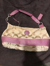Coach Ladies handbag shoulder bag