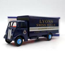 Atlas Dinky Supertoys 514 GUY Van Truck Blue Diecast Models Toys Car Collection