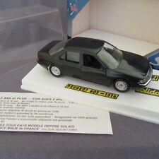 748E Solido 1516 Peugeot 605 Noir 1:43