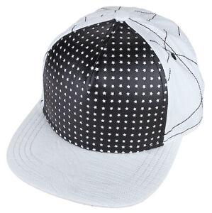 Flat Fitty Wiz Khalifa Pittsburgh Star Cut Cap Hat - White / Black