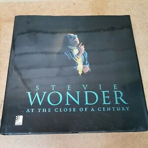 STEVIE WONDER AT THE CLOSE OF A CENTURY 4 CD SET WITH BOOK EX