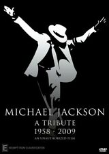 Michael Jackson - A Tribute : An Unauthorized Film (DVD, 2010)