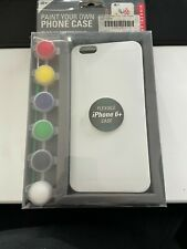 Paint Your Own Phone Case iphone 6+ or 6S+