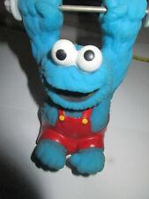 sesame street cookie monster pvc rare figure