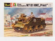 """LOT 17509 Revell Italeri H-2140 M7 B1 HMC """"Priest"""" 1:35 ungebaut OVP m. Lagersp."""