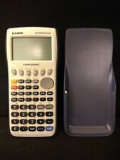Casio fx-9750GA PLUS Graphing Calculator with Cover - Graphic Menu/Interface