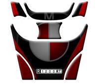TANK PAD PARASERBATOIO BMW R1200 RT FINO ALL'ANNO 2014 PRE-029 (Red)