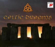 CELTIC DREAMS (NIGHTNOISE, AINE MINOGUE, WILLIAM COULTER, ...)  3 CD NEU