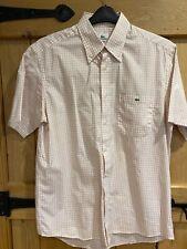 Men's Cotton Shirt LACOSTE  Size 42