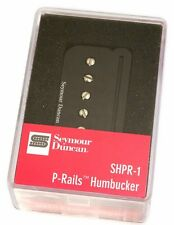 11303-02-B Seymour Duncan Guitar P-rails Bridge Humbucker Pickup Black SHPR-1b